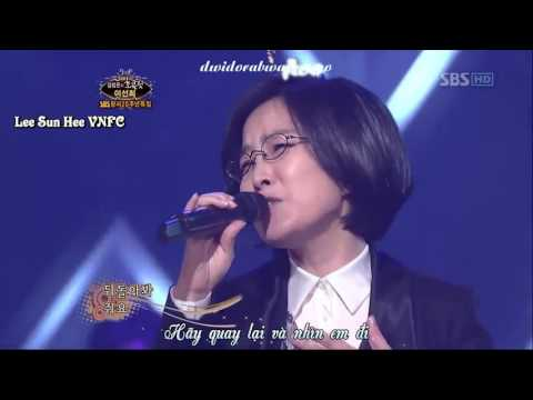 [Vietsub + Kara][LIVE] The Person That I Love - Lee Sun Hee ( OST My Girlfriend Is A Gumiho )
