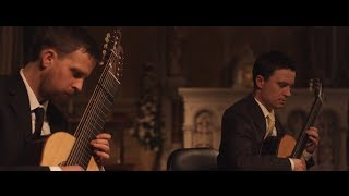 Summa - Arvo Part - Dublin Guitar Quartet - Performance Film 2011