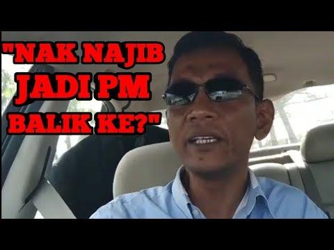 'Najib..Duduk Diam-Diam!' - Mamat Misteri Jebat Derhaka