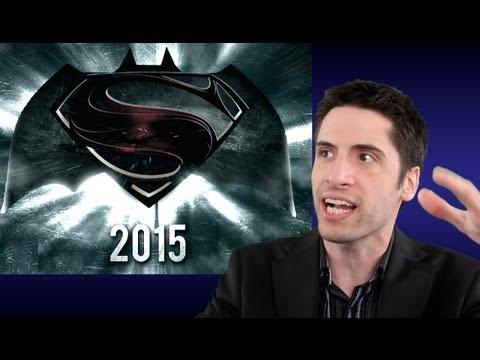 Batman Officially in Man of Steel Sequel!