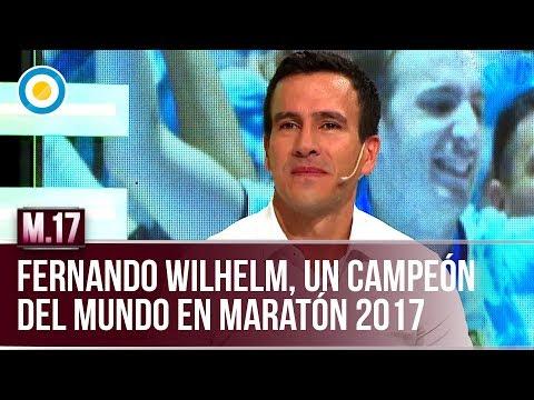Fernando Wilhelm en Maratón 2017 (1 de 2)