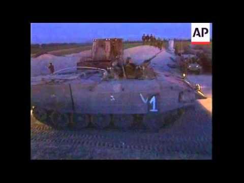 Israeli troops leave Gaza after incursion