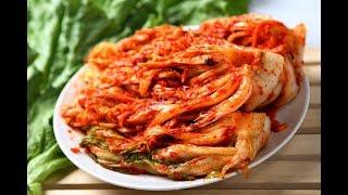 Готовим Вкусный Корейский салат КимЧи.