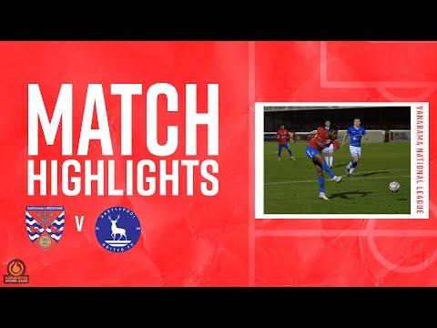 Dagenham & Red. Hartlepool Goals And Highlights