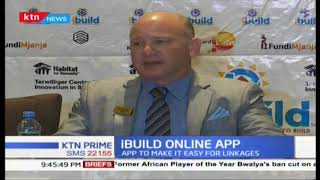 iBuild Mobile App introduces online users to quality services