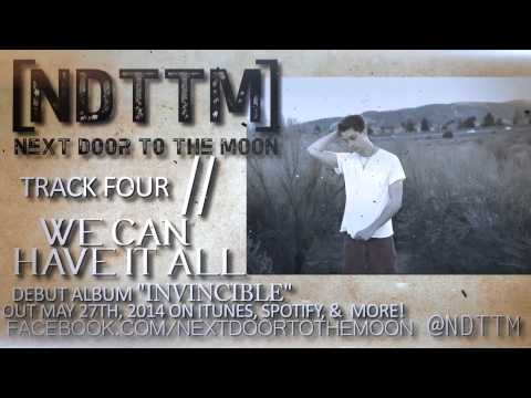 """Next Door to the Moon - """"Invincible"""" Album Sampler"""