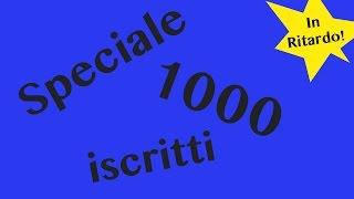 Speciale 1000 Iscritti - Le nostre previsioni per il futuro!