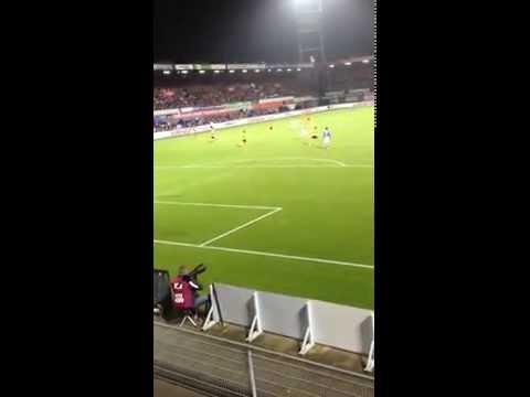 Goal ben rienstra