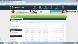 SCAMS!!! ADZBAZAR - прибыльность и стратегия в буксе adzbazar.com
