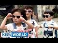5 siblings' house - Surprise visit for Jae-ah [The Return of Superman / 2017.02.05]