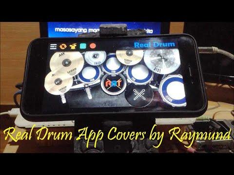 Bandang Lapis - Kabilang Buhay(Real Drum App Covers by Raymund)