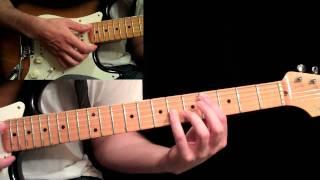 Manhattan Guitar Lesson Pt.1 - Eric Johnson - First A Section