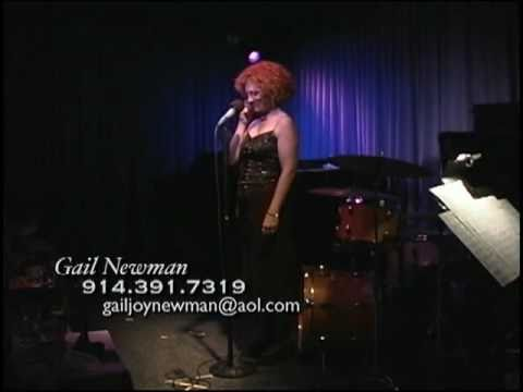 Gail Joy Newman Cabaret NYC Danny's Skylight Room
