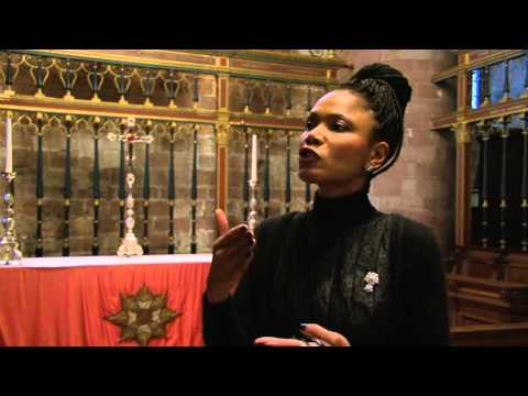 University of Cumbria - Interview with Honorary Fellow Funmi Iyanda