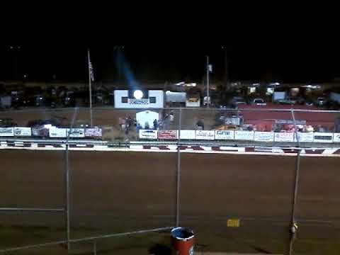 Swainsboro Raceway Firecracker 100 Zaxby Crate Late Model