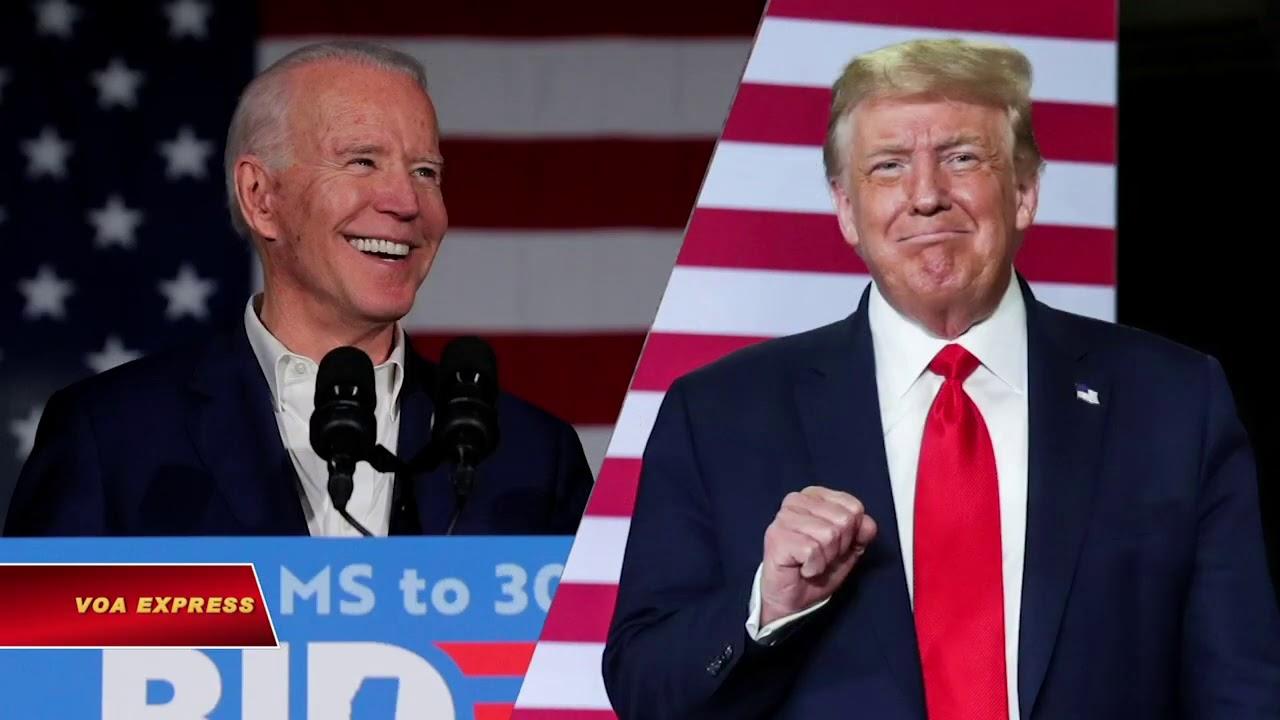 Ai sẽ chiến thắng kì bầu cử Tổng thống Mỹ 2020? (VOA)
