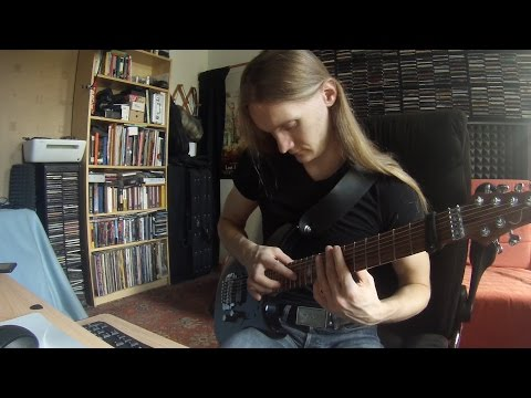 FOUNTAINHEAD - Video Game Tapping Guitar Lesson | GEAR GODS