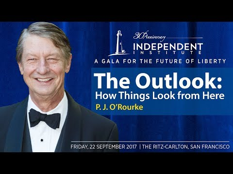 The Outlook: How Things Look From Here | P.J. O'Rourke