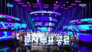 Video 170624 BLACKPINK AND IKON INTERACTION (Music Core Finale) download MP3, 3GP, MP4, WEBM, AVI, FLV Desember 2017