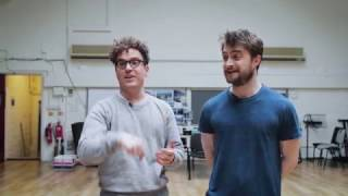 National Theatre Live: Daniel Radcliffe and Joshua McGuire on Rosencrantz & Guildenstern Are Dead