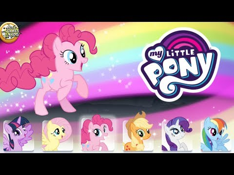 My Little Pony Rainbow Runners - Epic Color Rush #34 | PINKIE PIE: Jumps Higher W/ Mega Bounce!