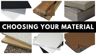 Marine Material   How to Select the Right Material for Your Project