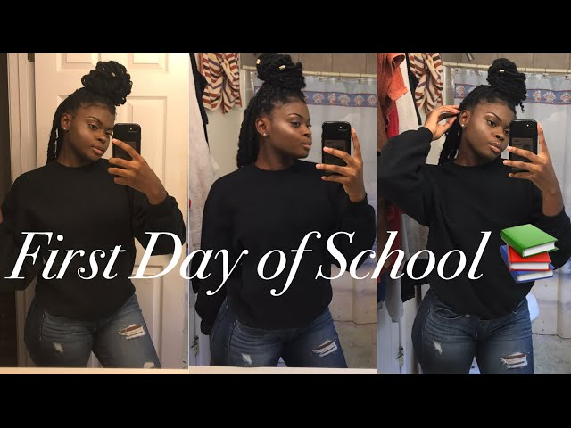 GRWM : Back To School | Lisa Banks
