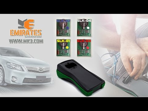 PROGRAMMING TOYOTA AND LEXUS SMART KEY VIA TANGO EMULATOR ALL KEY LOST