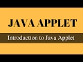 List in Java Applet (Hindi)