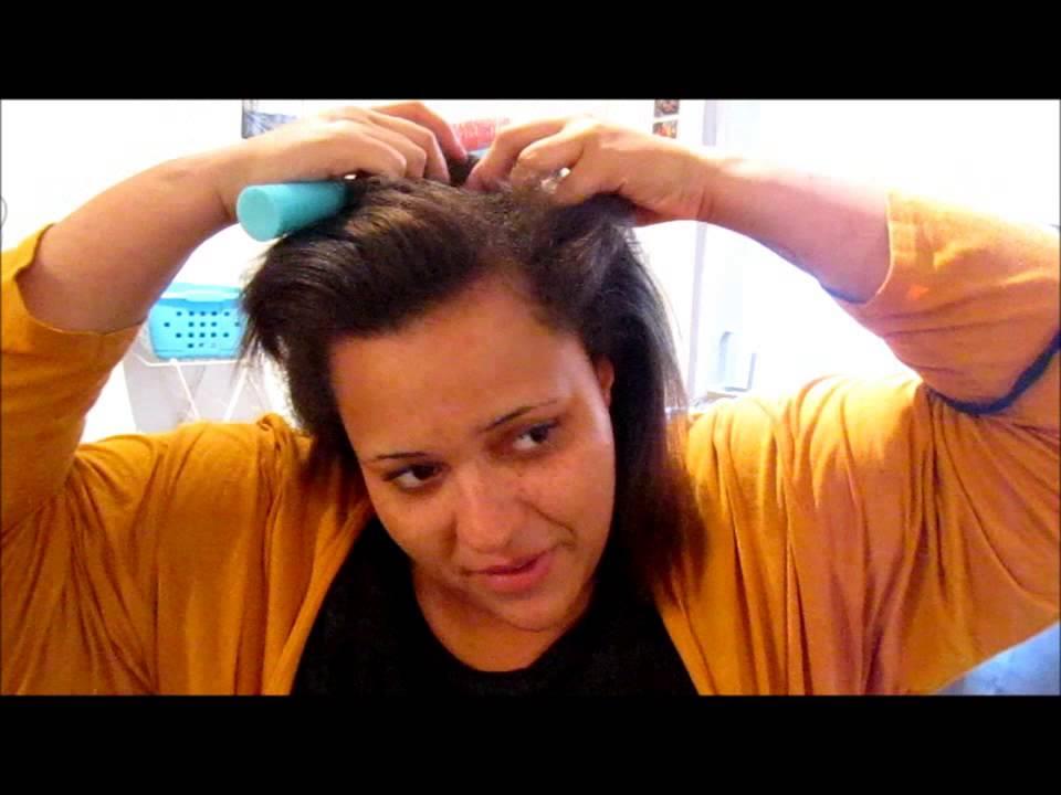 Bien connu ╰☼╮ CHEVEUX ╰☼╮ Comment faire un defrisage ( cheveux afros  PX25