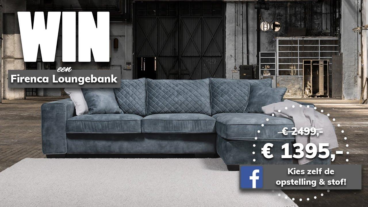 Hoekbank Leer Zwart Gebruikt.Media Urbansofa