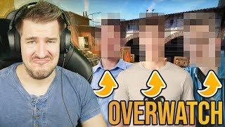 1 WINGMAN, 3 CHEATERÓW  - Overwatch #133