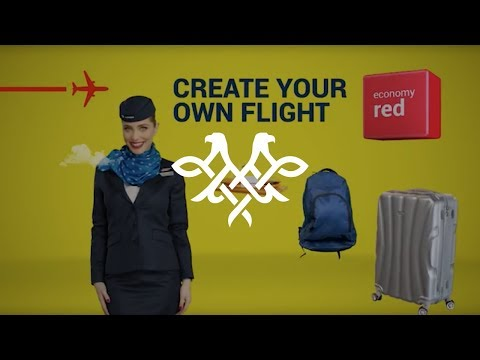 Economy Red | Create Your Own Flight | Air Serbia