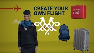 Economy Red   Create Your Own Flight   Air Serbia
