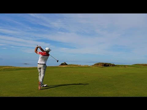 Turnberry.....What an incredible course!!! And Leaving Lytham :(