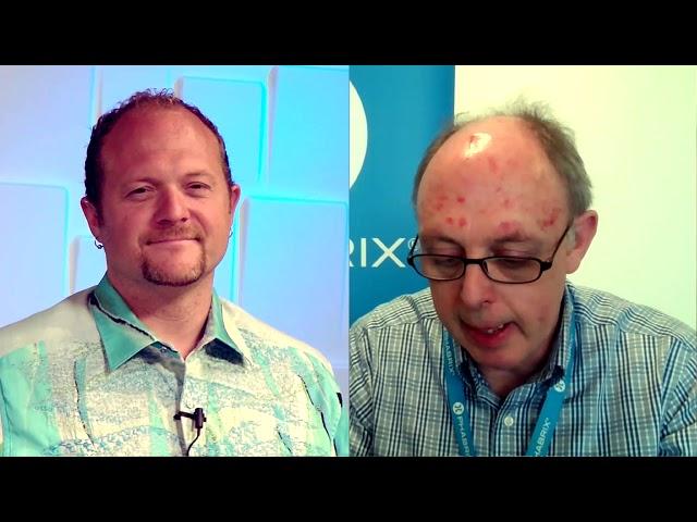 PHABRIX: ما قبل NAB عرض فيديو مقابلة. ردًا علىPHABRIXLTD