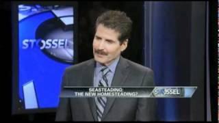 Seasteading on John Stossel Show - Patri Friedman Feb 17 2010