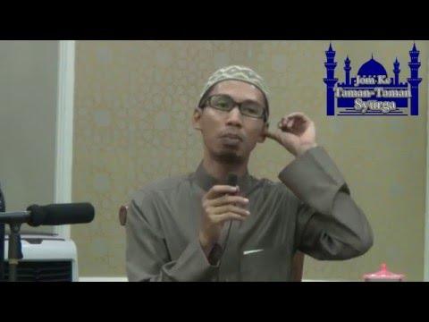 09 Jan 2016 : Al-Fadhil Ustaz Mohammad Najib Bin Kassim