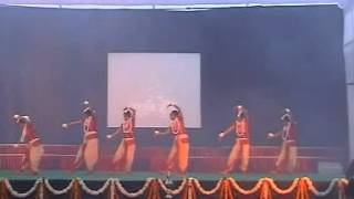Saraswati Vandana - Maa Saraswati Sharde Performance ( Annual Function 2008 )