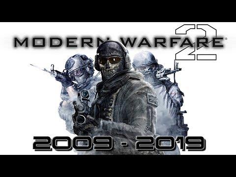Call Of Duty: Modern Warfare 2 в 2019 году