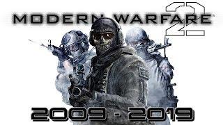 обзор COD: MW2 Multiplayer