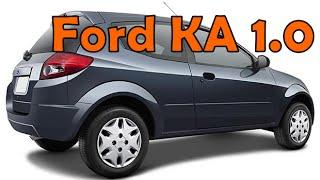 Caçador de Carros: Ford Ka 1.0 2009 EM DETALHES