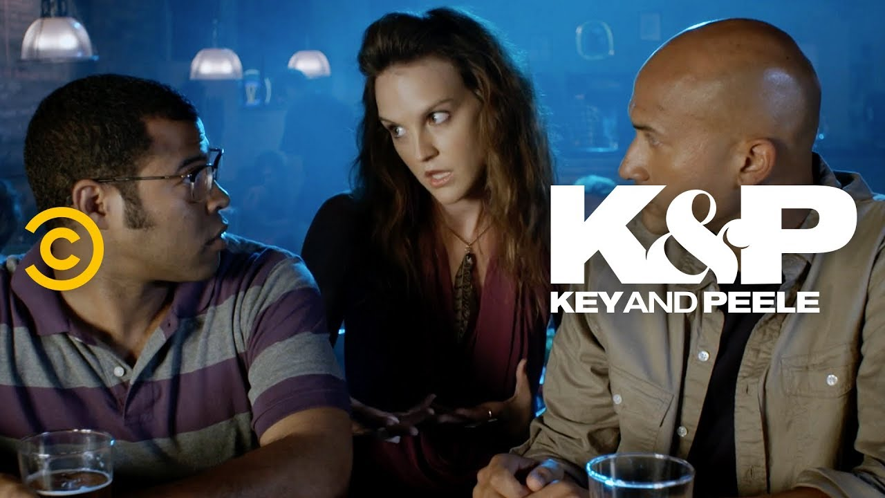 Awkward Apologies from White People - Key & Peele