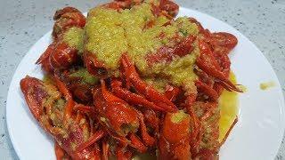 【美食強】這是最完美的蒜蓉小龍蝦做法!裡面的乾貨太多、現在分享给大家