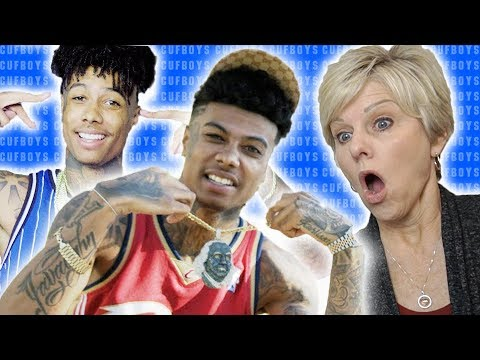 Mom Reacts to Blueface - Bleed It & Respect My Crypn