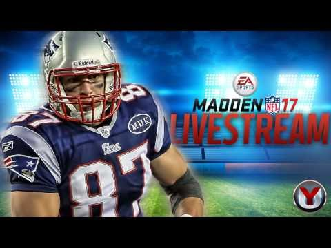 MADDEN 17 ULTIMATE TEAM LIVESTREAM