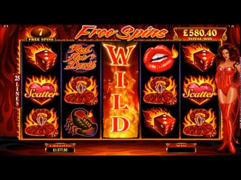 Red Hot Devil Online Slot Game - Euro Palace Casino