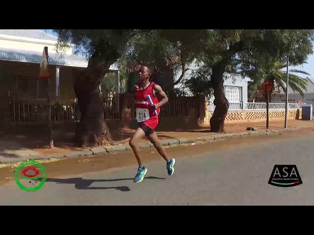 USSA 4 x 4km Men's Relay 2017