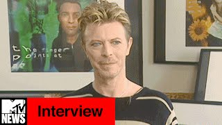 David Bowie: Full Interview (1995) | MTV News