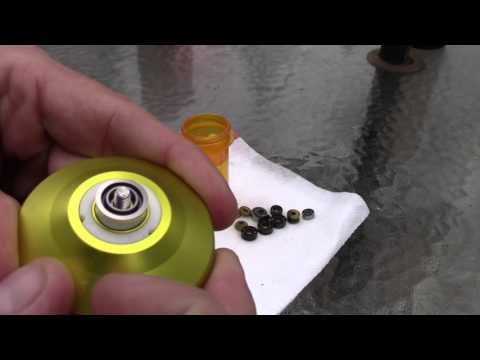 How to make the best yoyo and fidget spinner thin lube.